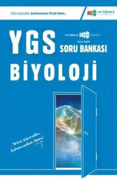 Antrenman Yayıncılık YGS Biyoloji Konu Özetli Soru Bankası Plus Serisi