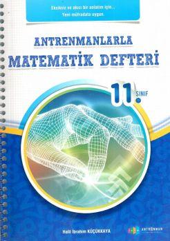 Antrenman Yayınları 11. Sınıf Antrenmanlarla Matematik Defteri
