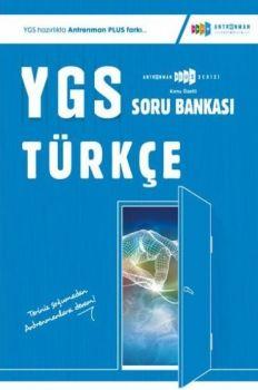 Antrenman Yayınları YGS Türkçe Konu Özetli Soru Bankası Plus Serisi