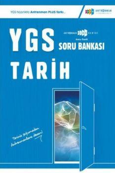Antrenman Yayınları YGS Tarih Konu Özetli Soru Bankası Plus Serisi