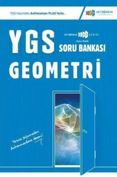 Antrenman Yayınları YGS Geometri Konu Özetli Soru Bankası Plus Serisi