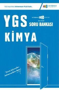 Antrenman Yayınları YGS Kimya Konu Özetli Soru Bankası Plus Serisi