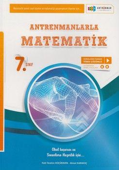 Antrenmanlarla Matematik 7. Sınıf Tamamı Video Çözümlü Soru Bankası