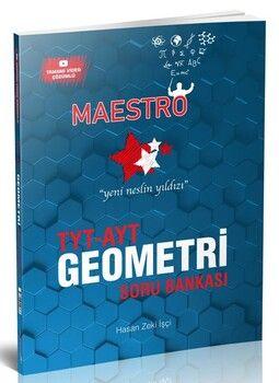 Apotemi Maestro TYT AYT Geometri Soru Bankası