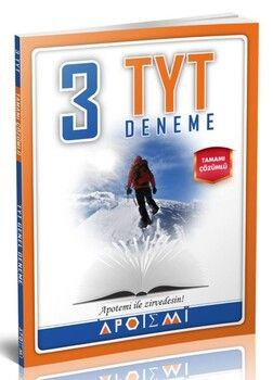 Apotemi TYT 3 lü Deneme