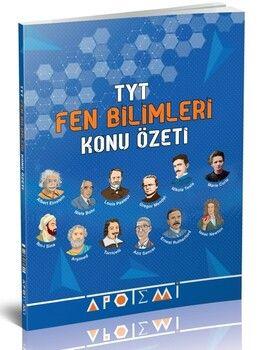Apotemi Yayınları TYT Fen Bilimleri Konu Özeti