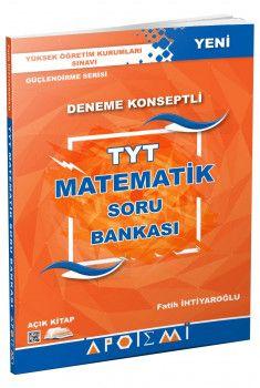 Apotemi Yayınları TYT Matematik Deneme Konseptli Soru Bankası