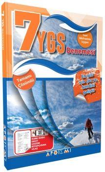 Apotemi YGS 7 Deneme Sınavı Tamamı Çözümlü