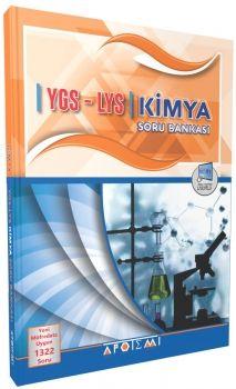 Apotemi YGS LYS Kimya Soru Bankası