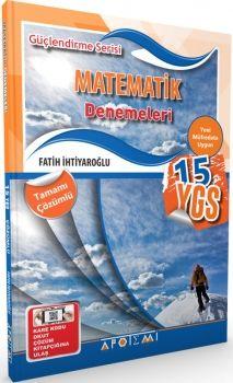 Apotemi YGS Matematik 15 Deneme Tamamı Çözümlü