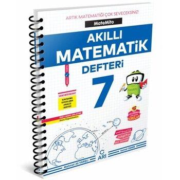 Arı 7. Sınıf Akıllı Matematik Defteri Matemito
