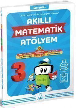 Arı Yayıncılık 3. Sınıf Matemito Akıllı Matematik Atölyem