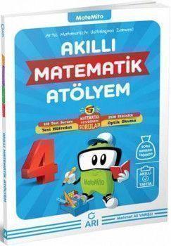 Arı Yayıncılık 4. Sınıf Akıllı Matematik Atölyem
