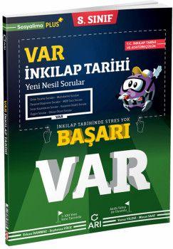 Arı Yayıncılık 8. Sınıf İnkılap Tarihi VAR Soru Bankası