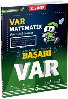 Arı Yayıncılık 8. Sınıf Matematik VAR Soru Bankası
