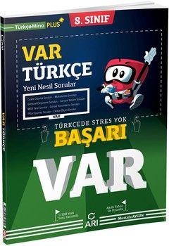 Arı Yayıncılık 8. Sınıf Türkçe VAR Soru Bankası
