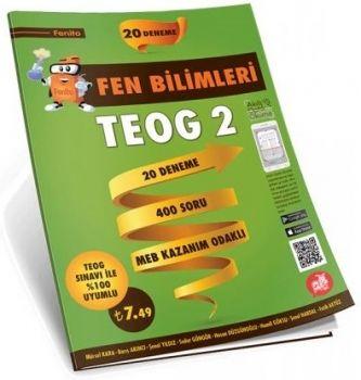 Arı Yayıncılık 8. Sınıf TEOG 2 Fenito Fen Bilimleri 20 Deneme