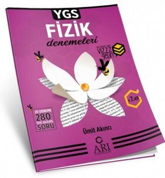 Arı Yayıncılık YGS Fizik 20 deneme