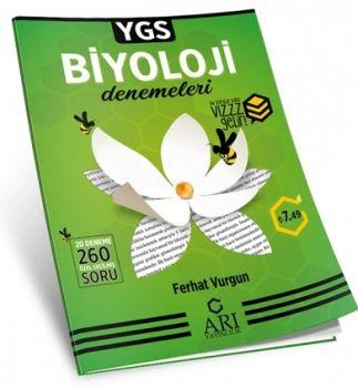 Arı Yayıncılık YGS Biyoloji 20 deneme