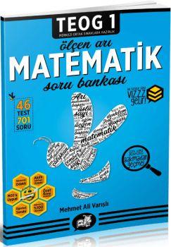 Arı Yayıncılık 8. Sınıf TEOG 1 Ölçen Matematik Soru Bankası