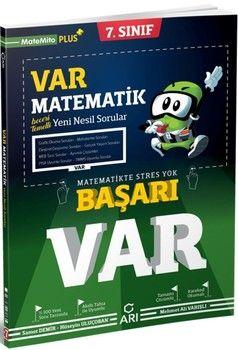 Arı Yayıncılık 7. Sınıf Matematik Var Soru Bankası