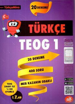 Arı Yayıncılık 8. Sınıf TEOG 1 Türkçe 20 Deneme