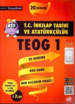 Arı Yayıncılık 8. Sınıf TEOG 1 T.C. İnkılap Tarihi ve Atatürkçülük 20 Deneme