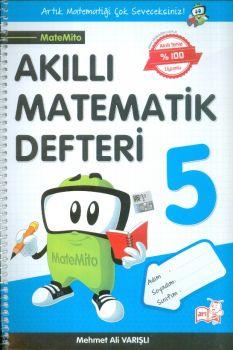 Arı Yayıncılık 5. Sınıf Matemito Akıllı Matematik Defteri