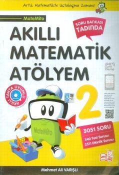 Arı Yayıncılık 2. Sınıf Matemito Akıllı Matematik Atölyem
