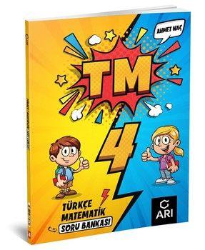 Arı Yayıncılık 4. Sınıf Türkçe Matematik Soru Bankası