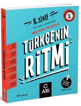 Arı Yayıncılık 8. Sınıf LGS Türkçenin Ritmi
