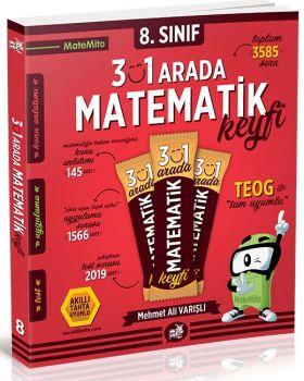 Arı Yayıncılık 8. Sınıf 3 ü 1 Arada Matematik Keyfi