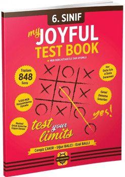 Arı Yayıncılık 6. Sınıf My Joyful Test Book