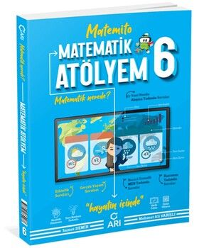 Arı Yayıncılık 6. Sınıf Matematik Atölyem