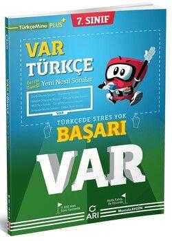 Arı Yayıncılık 7. Sınıf Türkçe Var Soru Bankası