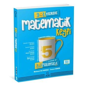 Arı Yayıncılık 5. Sınıf Matemito 3'ü 1 Yerde Matematik Keyfi