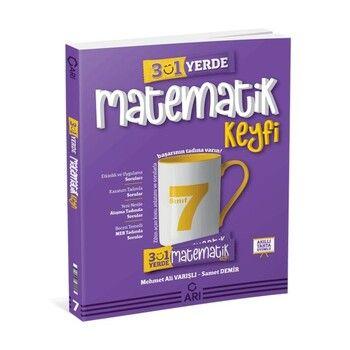 Arı Yayıncılık 7. Sınıf Matemito 3'ü 1 Yerde Matematik Keyfi