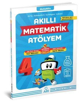 Arı Yayıncılık 4. Sınıf Matemito Matematik Atölyem