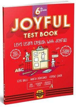 Arı Yayıncılık 6. Sınıf Joyful Test Book