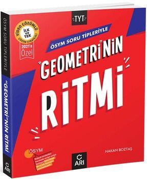 Arı YayıncılıkTYT ÖSYM Soru Tipleriyle Geometrinin Ritmi
