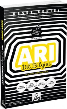 Arı Yayıncılık TYT Dil Bilgisi Arı Reset Serisi Denemeleri