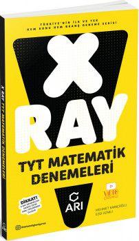 Arı Yayıncılık TYT Matematik X RAY Denemeleri