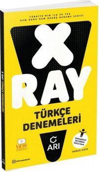 Arı Yayıncılık TYT Türkçe X RAY Denemeleri
