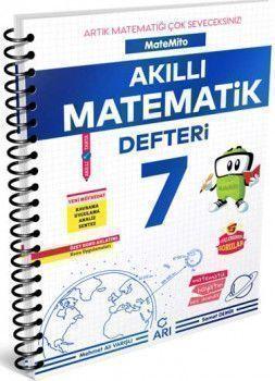 Arı Yayıncılık 7. Sınıf Matematik Akıllı Defteri