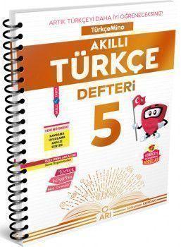 Arı Yayıncılık 5. Sınıf Türkçe Akıllı Defteri