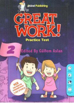 Arel Publishing 2. Sınıf Great Work Practice Test