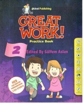 Arel Publishing 2. Sınıf Great Work Practice Book