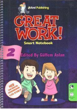 Arel Publishing 2. Sınıf Great Work Smart Notebook