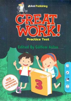 Arel Publishing 3. Sınıf Great Work Practice Test