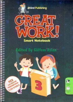 Arel Publishing 3. Sınıf Great Work Smart Notebook